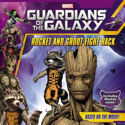 Rocket and Groot Fight Back By Davis, Adam