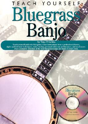Teach Yourself Bluegrass Banjo By Trischka, Tony