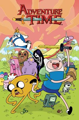 Adventure Time 2 By North, Ryan/ Paroline, Shelli (ILT)/ Lamb, Braden (ILT)